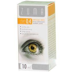Zuma ulga dla oczu 0,4% krople do oczu 10ml