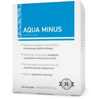 Aqua Minus 60kaps
