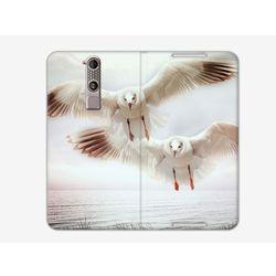 Flex Book Fantastic - ZTE Axon Mini - pokrowiec na telefon - ptaki