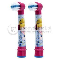 BRAUN Oral-B Stages Power 2szt. EB10-2 - końcówki do szczoteczki dla dzieci - wersja KSIĘŻNICZKA