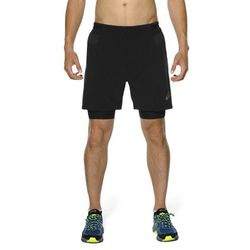 asics Fujitrail Spodnie do biegania Mężczyźni czarny Przy złożeniu zamówienia do godziny 16 ( od Pon. do Pt., wszystkie metody płatności z wyjątkiem przelewu bankowego), wysyłka odbędzie się tego samego dnia.