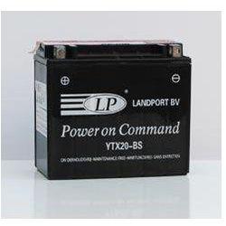 LANDPORT AKUMULATOR YTX24HL-BS 12V 24Ah 205x87x162 YTX24HLBS L