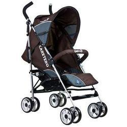 Wózek spacerowy Gringo brązowy
