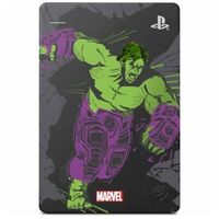 Dysk SEAGATE Game Drive Marvel Avengers Hulk 2TB do PS4