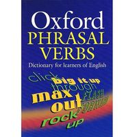 Oxford Phrasal Verbs Dictionary (opr. miękka)