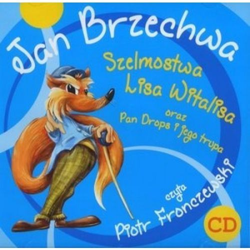 Szelmostwa lisa Witalisa (audiobook CD)