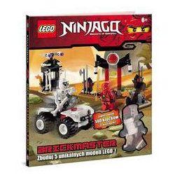 Lego Ninjago Brickmaster (opr. twarda)