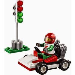 Lego GO-KART RACER KLOCKI MINI BUILDS 30314 go-kart racer klocki mini builds 30314