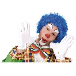 Peruka klaun niebieska