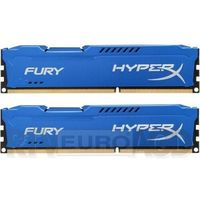 Kingston HyperX DDR3 Fury 16GB 1600 (2 x 8GB) CL10