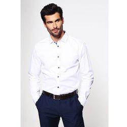 Esprit Collection SLIM FIT Koszula biznesowa white