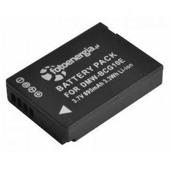 Akumulator DMW-BCG10GK DMW-BCG10PP do Panasonic DMC-TZ35 DMC-3D1