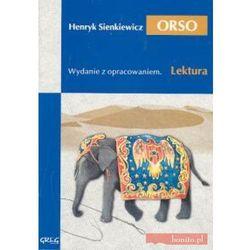 ORSO LEKTURA WYDANIE Z OPRACOWANEM (opr. miękka)