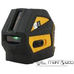 Laser krzyżowy Nivel System CL1G z zieloną wiązką