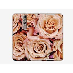 Flex Book Fantastic - ZTE Axon Mini - pokrowiec na telefon - róże