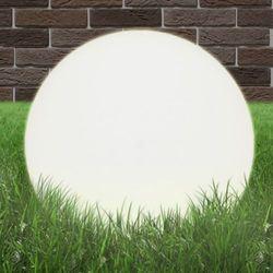 vidaXL Lampa ogrodowa w kształcie kuli E27 50 cm Darmowa wysyłka i zwroty