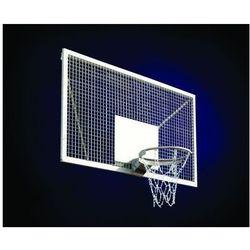 Tablica do koszykówki stalowa 120 x 90 cm Interplastic