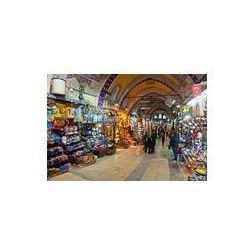 Fotoboard na płycie 70 x 50 cm - Wielkie sklepy bazar w Istambule.