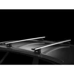 Bagażnik do BMW X3 5d (F25) od 2010- dachowy Thule WingBar 969, stopy 753, kit 4023