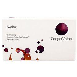 Soczewki Kontaktowe Avaira 6 Pack