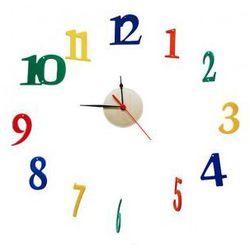 Zegar wiszący w powietrzu