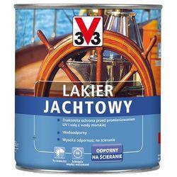 Lakier jachtowy Bezbarwny 0,75l satyna V33