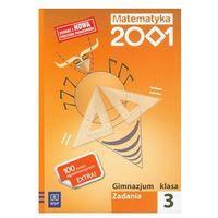 Matematyka 2001 3 Zadania - Wysyłka od 3,99 - porównuj ceny z wysyłką - Szczęśliwego Nowego Roku (opr. miękka)