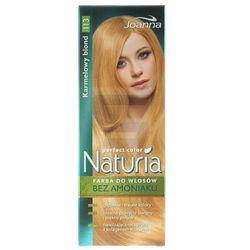 Joanna Naturia Perfect Color Farba do włosów bez amoniaku Karmelowy Blond nr 113