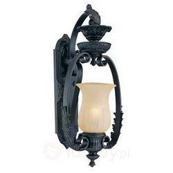 Stylowa lampa ścienna Maras