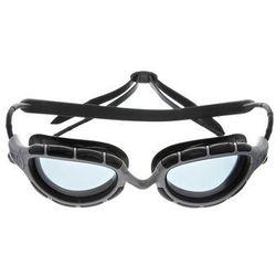 Zoggs PREDATOR Okulary pływackie black/silver