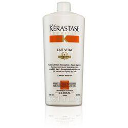 Kerastase Lait Vital - Mleczko proteinowe do włosów lekko suchych, normalnych 1000 ml