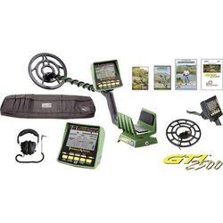 Wykrywacz metali GTI 2500 Pro Garrett, sonda 25 cm i 32 cm, maks. głębok. wykryw. 220 cm