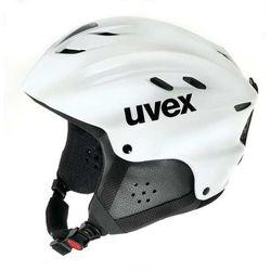 Kask narciarski regulowany Uvex X-Ride Classic biały L-XL