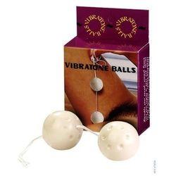 Klasyczne kulki orgazmowe gejszy Vibratone Balls 3040