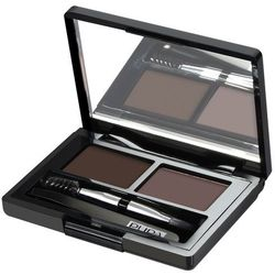 Eyebrow Design Set zestaw do makijażu brwi 003 Dark Brown 1,1g