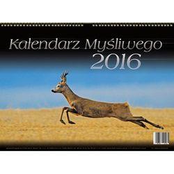2016 Kalendarz ścienny Kalendarz myśliwego