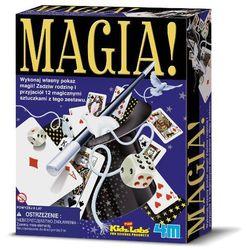 4M, Sztuczki magiczne, zestaw kreatywny
