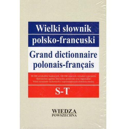 Znalezione obrazy dla zapytania Wielki słownik polsko-francuski  tom 4