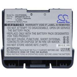 Verifone VX680 / BPK268-001-01-A 1800mAh 13.32Wh Li-Ion 7.4V (Cameron Sino)