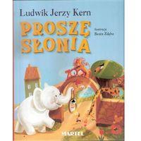 Proszę słonia - Kern Ludwik Jerzy (opr. twarda)