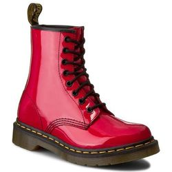 Glany DR. MARTENS - 1460 W 11821606 Red