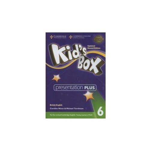 Kid's Box Level 6 Presentation Plus DVD-ROM British English