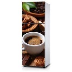 Naklejka na lodówkę - Espresso - Naklejka laminowana