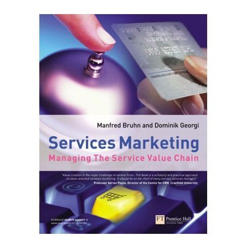 Services Marketing Bruhn, Manfred