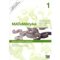 MATeMAtyka. Klasa 1, liceum i technikum. Zbiór zadań. Zakres Podstawowy i rozszerzony (opr. miękka)