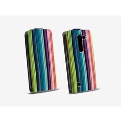 Flip Fantastic - LG Magna - futerał na telefon - sznurowadła