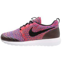 Nike Sportswear ROSHE Tenisówki i Trampki bright crimson/black/green strike/game royal