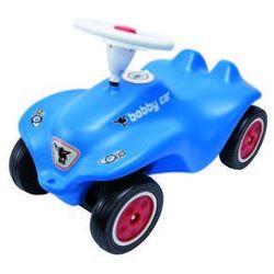 Big, Jeździk dziecięcy, New Bobby Car, Niebieski Darmowa dostawa do sklepów SMYK