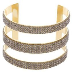 sweet deluxe BAREIRO Bransoletka goldcoloured/black diamond