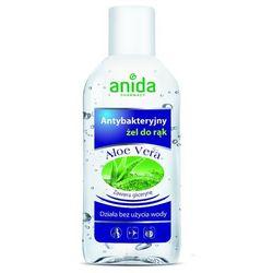 ANIDA antybakteryjny żel do mycia rąk bez użycia wody ALOE VERA 100ml